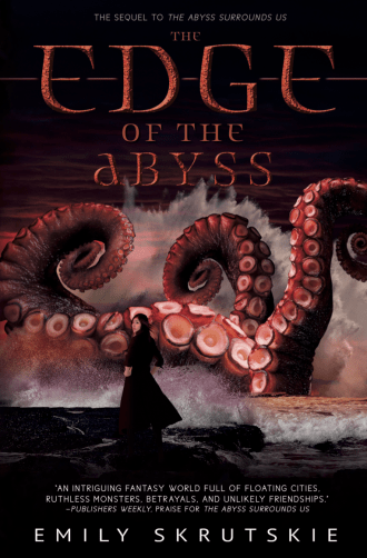 Review – The Edge of the Abyss by Emily Skrutskie