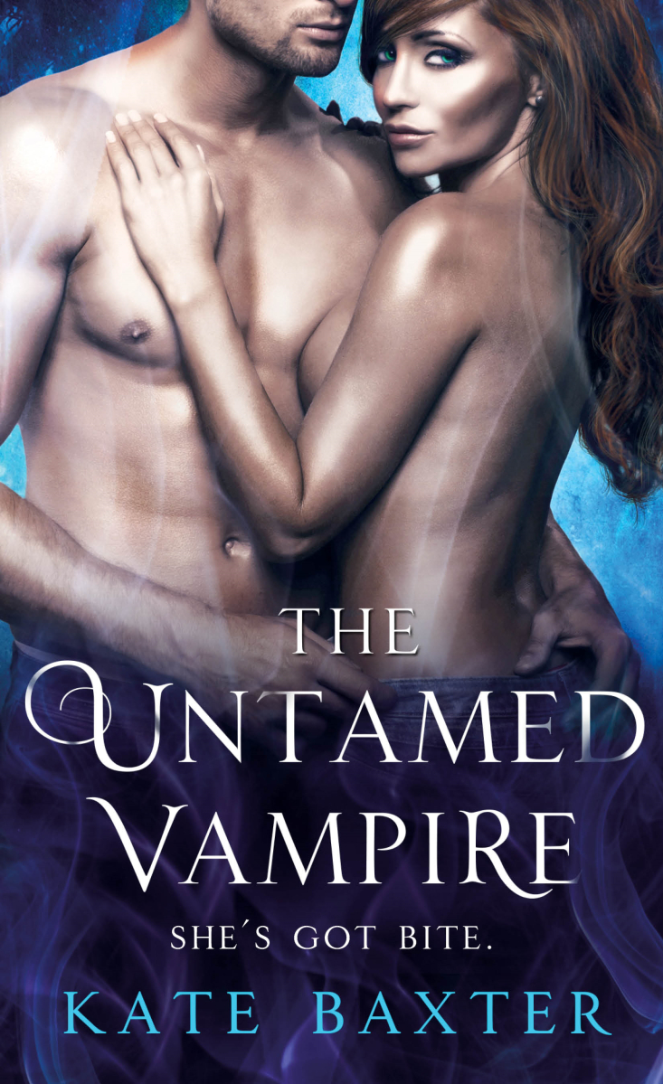 Review – The Untamed Vampire by Kate Baxter