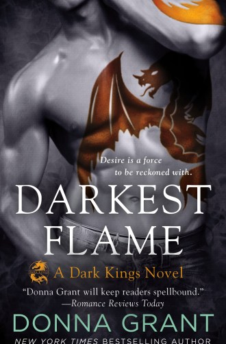 Review – Darkest Flame by Donna Grant