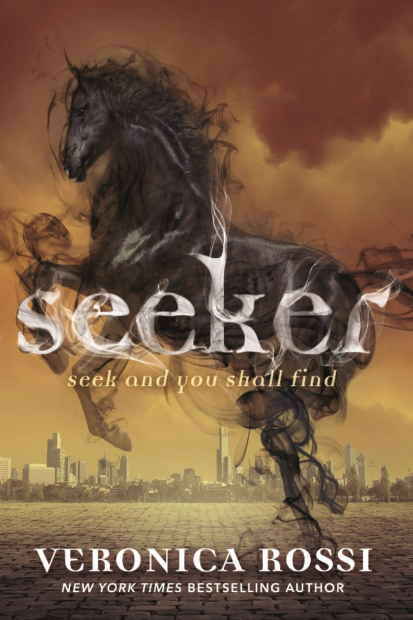 Review – Seeker by Veronica Rossi