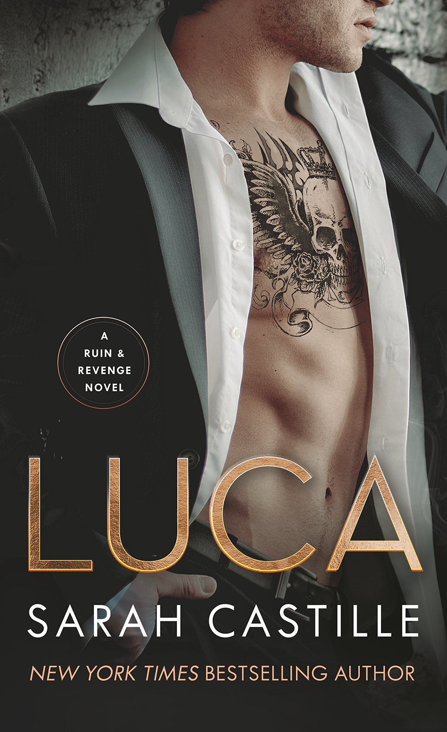 Mini Review – Luca by Sarah Castille
