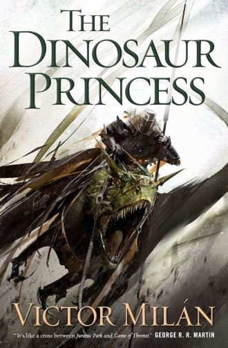 Mini Review – The Dinosaur Princess by Victor Milan
