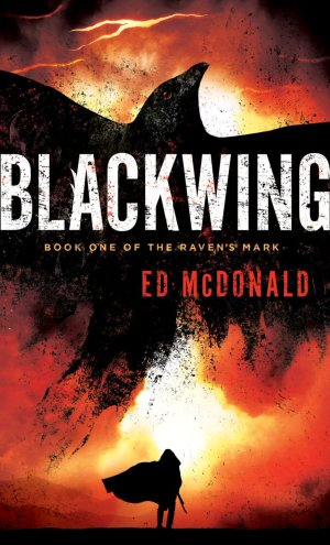 Author Interview with Ed McDonald