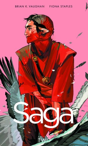 Review – Saga, Vol. 2 by Brian K Vaughan & Fiona Staples