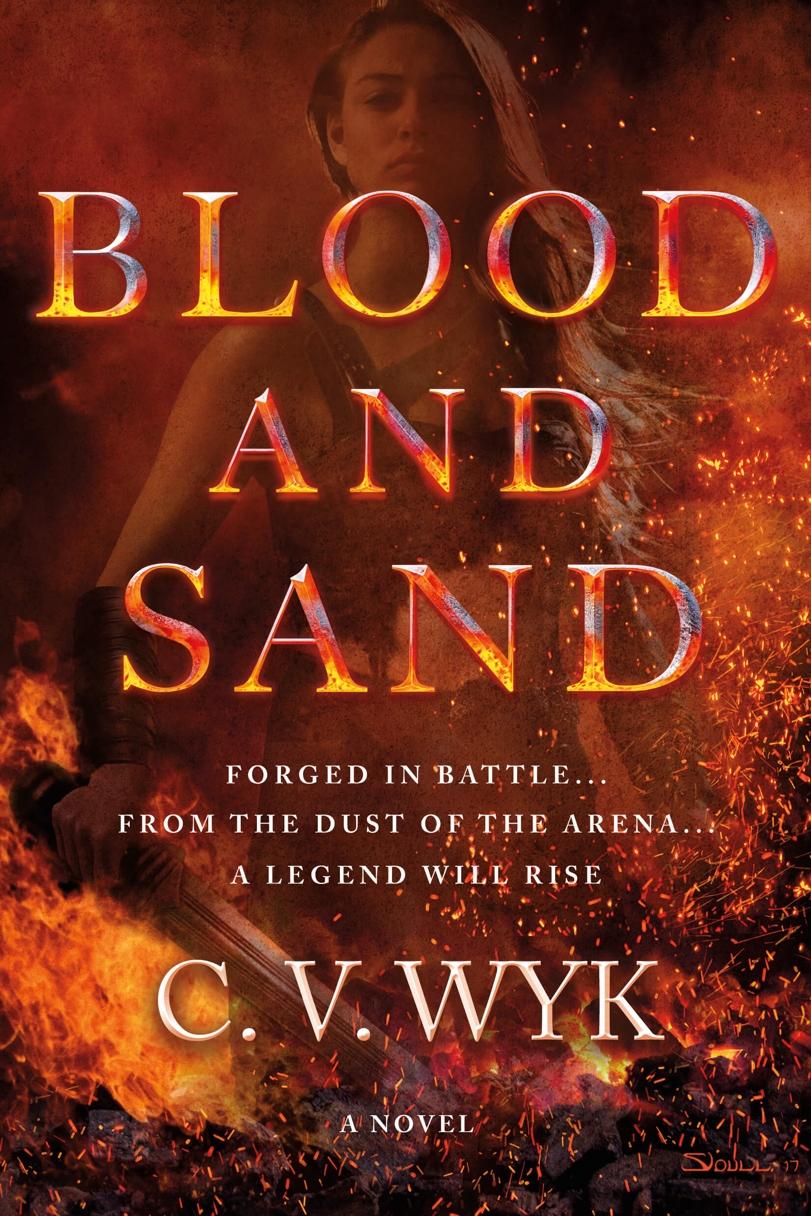 The Inspiration Behind Blood and Sand (A Blog Tour + #Giveaway)