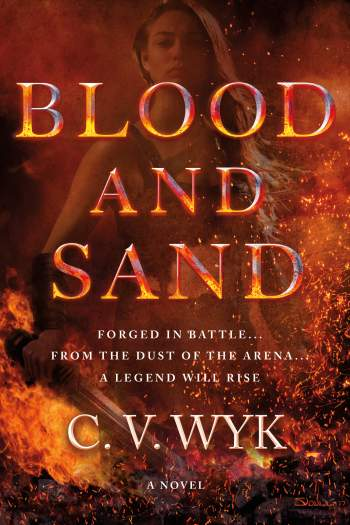 Review – Blood and Sand by C.V. Wyk