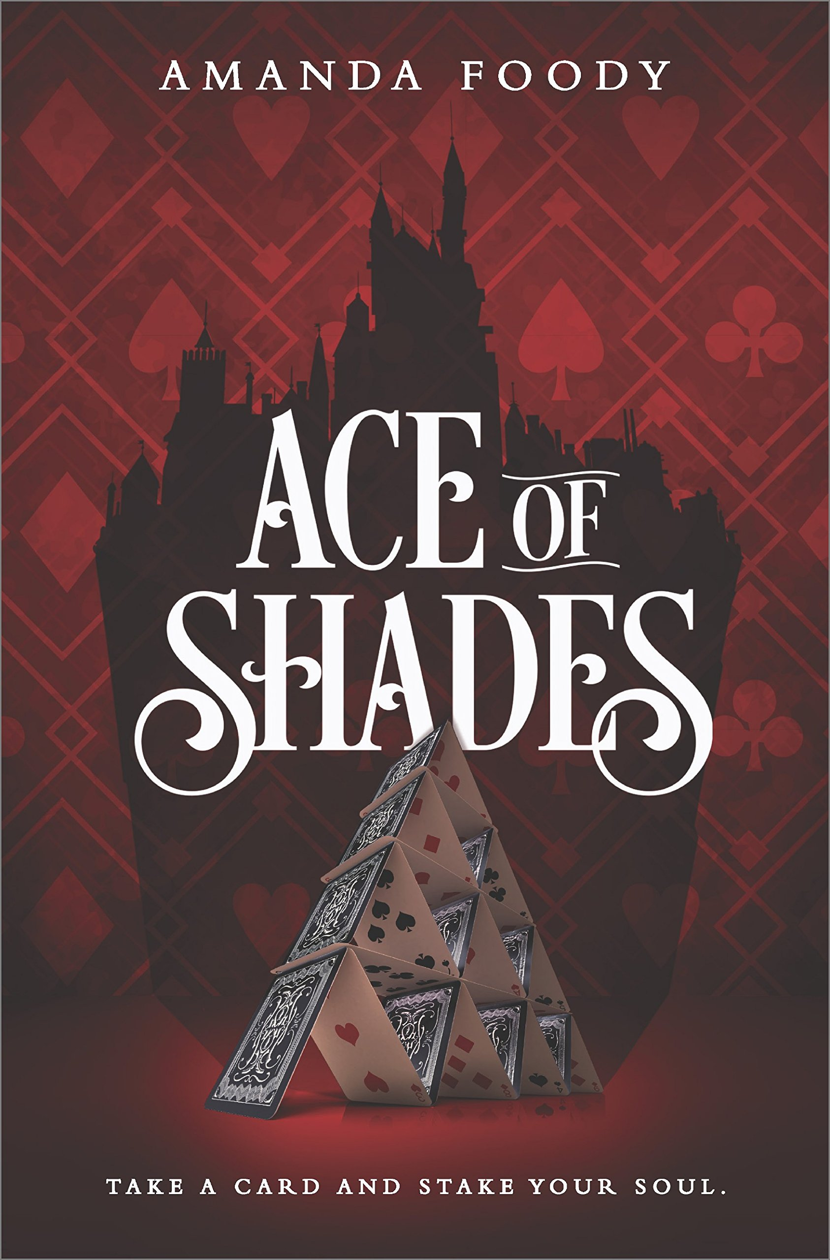 3 Gangs, 2 Blood Talents, and the City of Sin | Ace of Shades by Amanda Foody (Tour + #Giveaway)