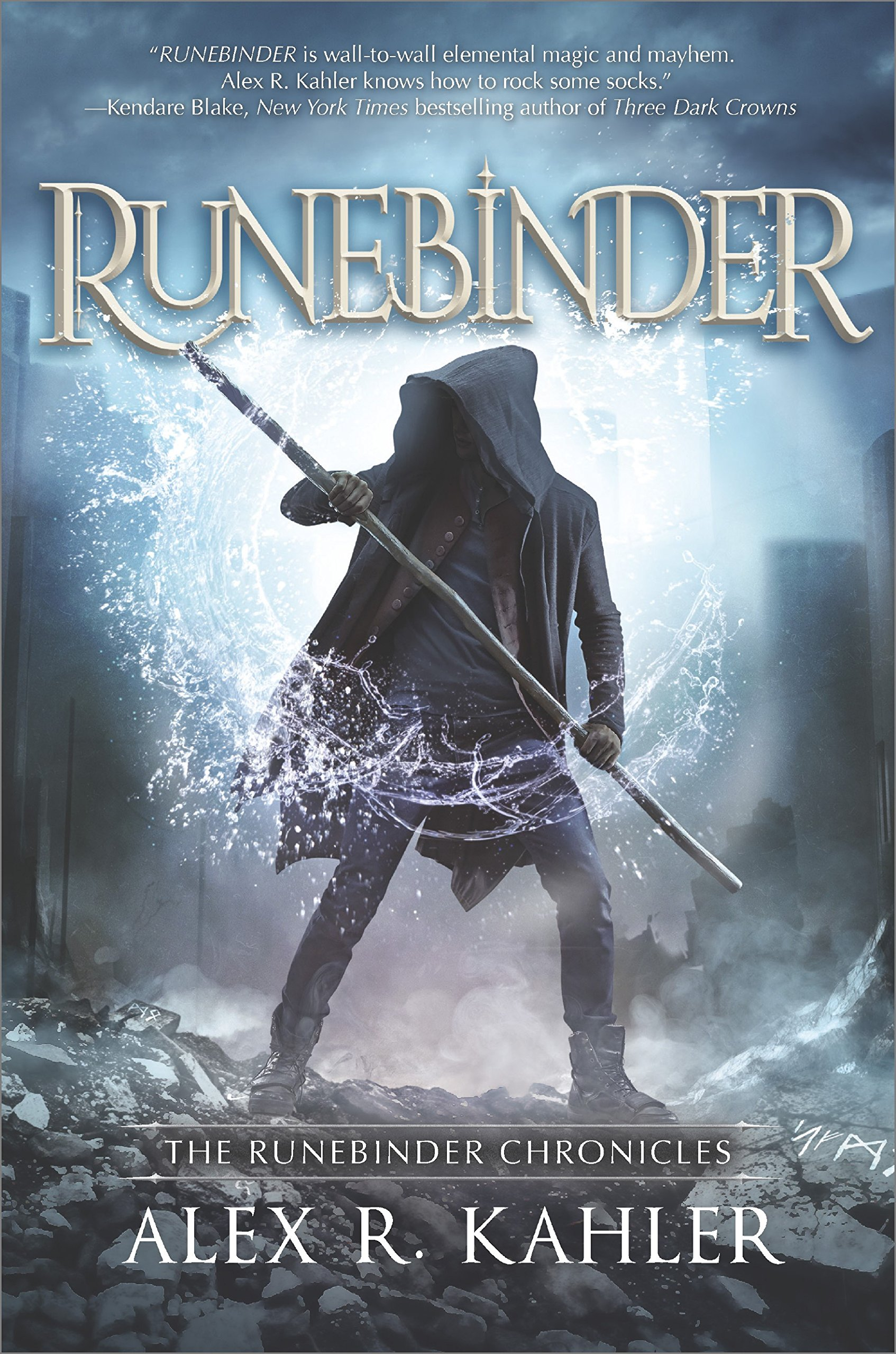 Review – Runebinder by Alex R. Kahler