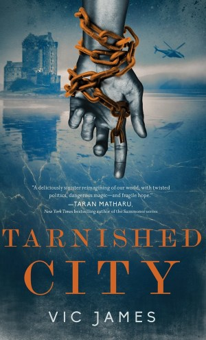 Going Nowhere with Sequel Syndrome | Tarnished City by Vic James