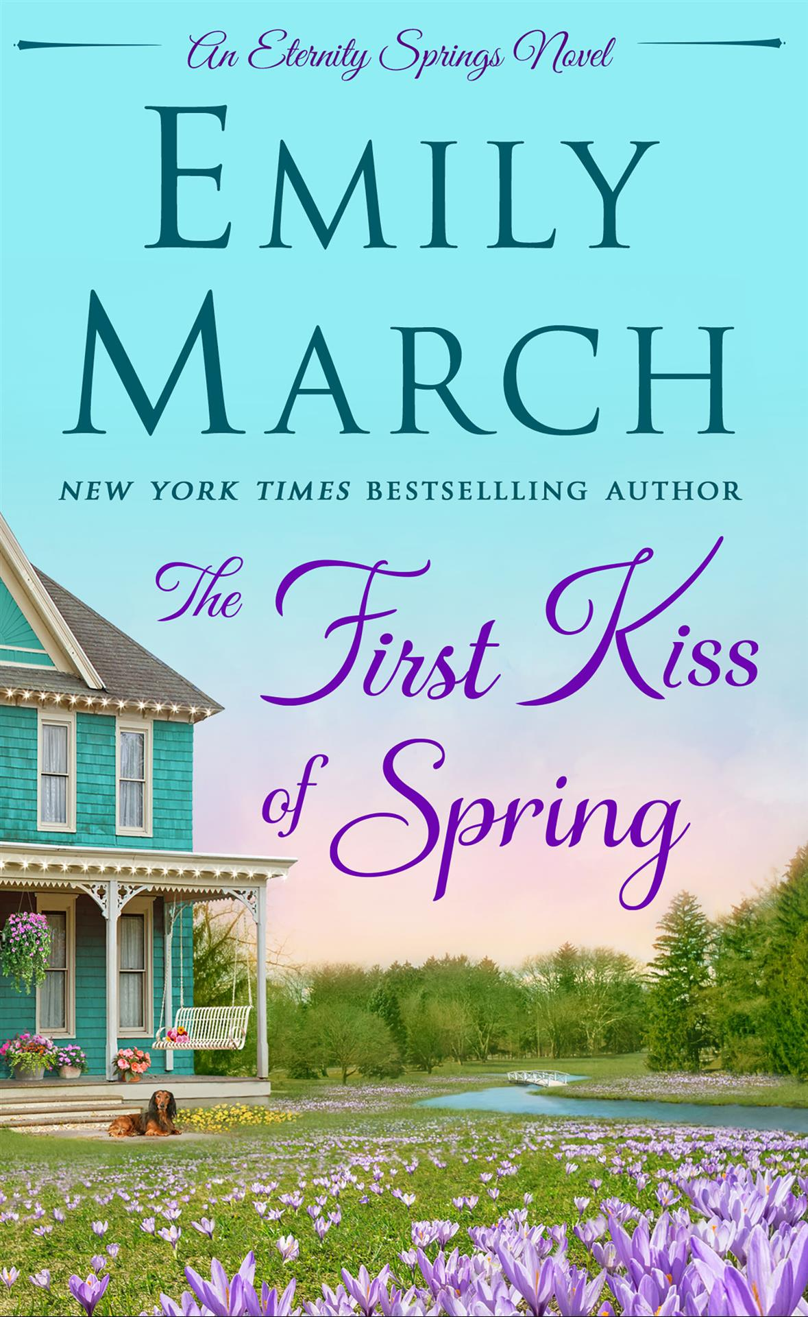 Review – The First Kiss of Spring by Emily March
