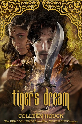 Author Interview with Colleen Houck & TIGER'S DREAM #Giveaway!