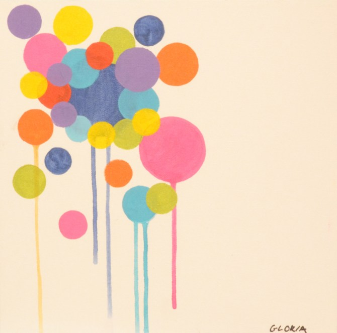 Balloon Bouquet 1000