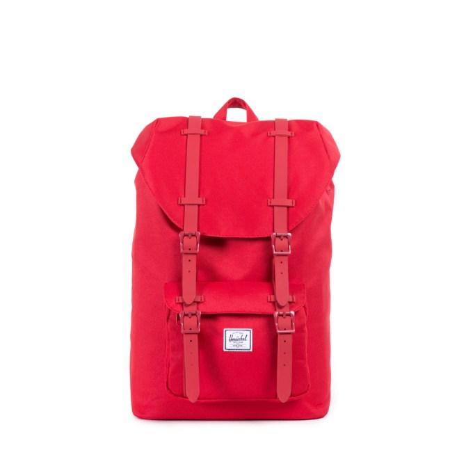 Herschel-Supply-Red-Backpack