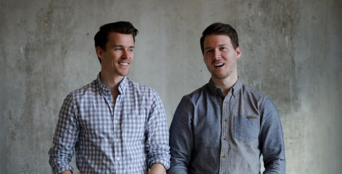 co-founders (Tyler & Braden)
