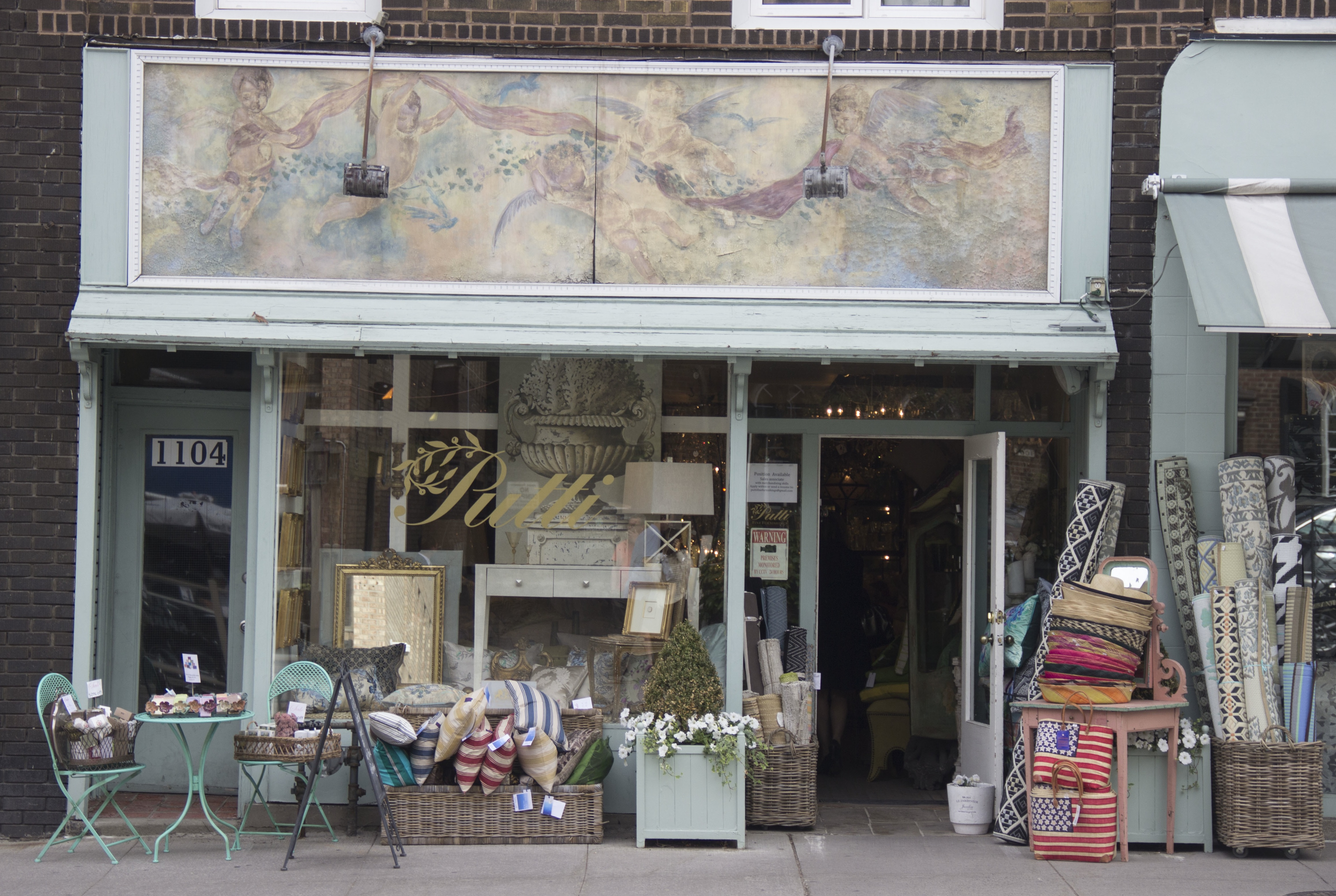 This Is A European Style Home Decor Boutique That Opened 19 Years Ago As An Antique Store In The Past Years This Place Became A Complete Lifestyle Shop