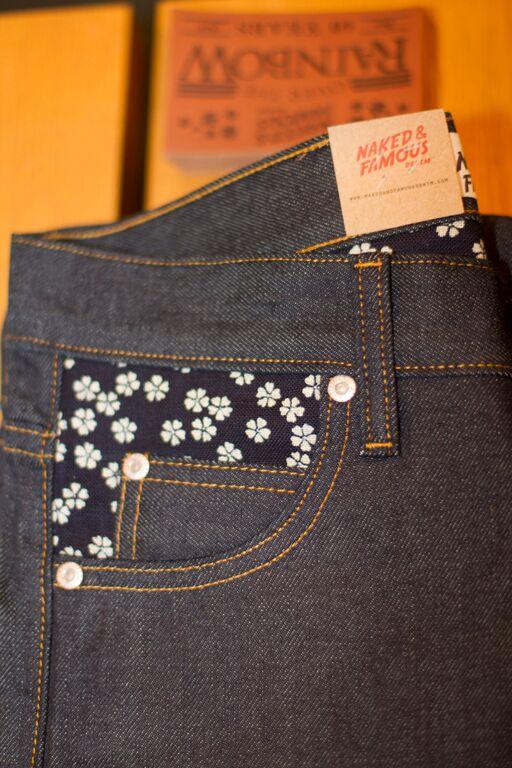 Kimono Pockets