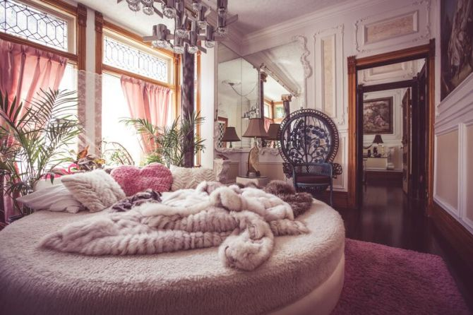 Tanya Grossi's room / Photo by Jesse Milns