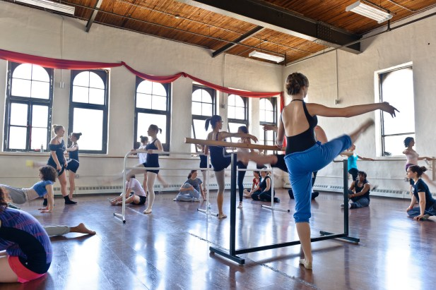 Photo courtesy of City Dance Corps
