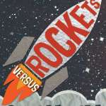 Novel Ideas: Rockets Versus Gravity by Richard Scarsbrook