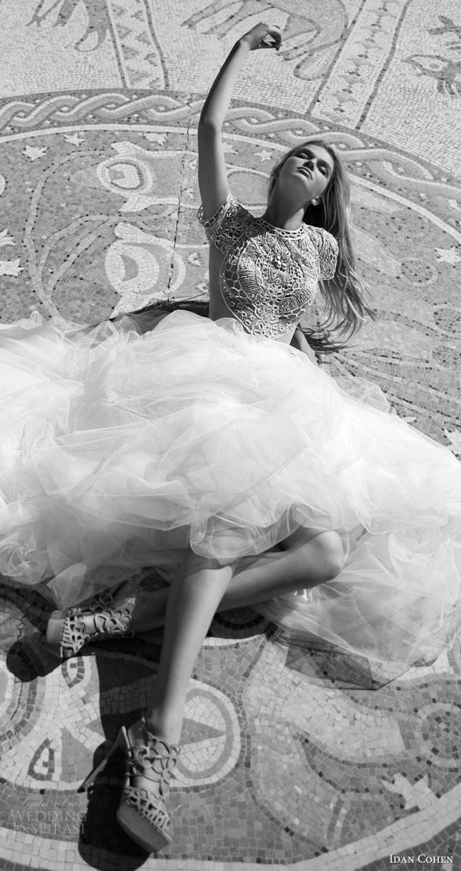 idan-cohen-bridal-2017-cap-sleeve-jewel-neck-beaded-bodice-ball-gown-wedding-dress-carla-the-river-fv