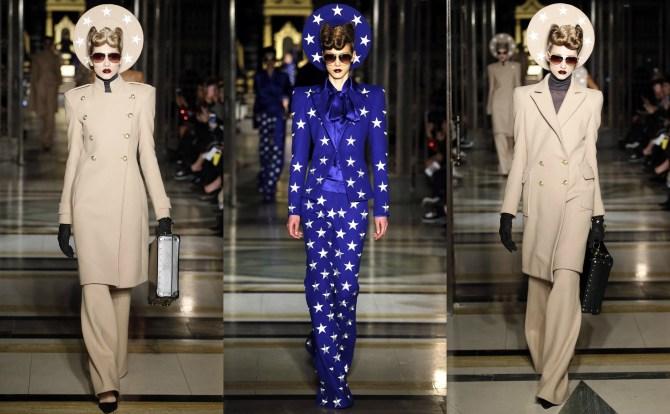 Menswear inspired looks at Gareth Pugh f/w 2016 | Photo: Alessandro Garofalo