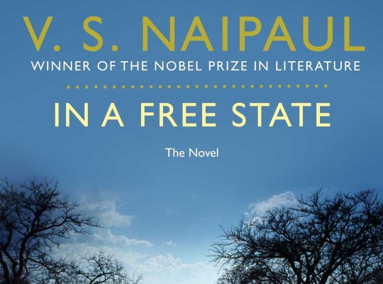 Novel Idea: In a Free State by V. S. Naipaul