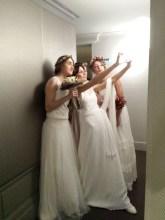Backstage I Desfile NOVELLE en el Hotel Igeretxe