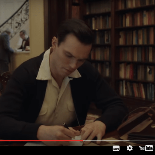 "Trailer zu ""Rebel in the Rye"""