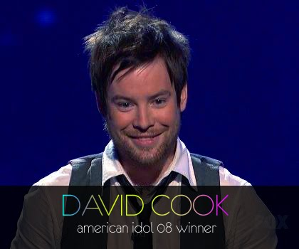 David Cook American Idol Season 7 2008