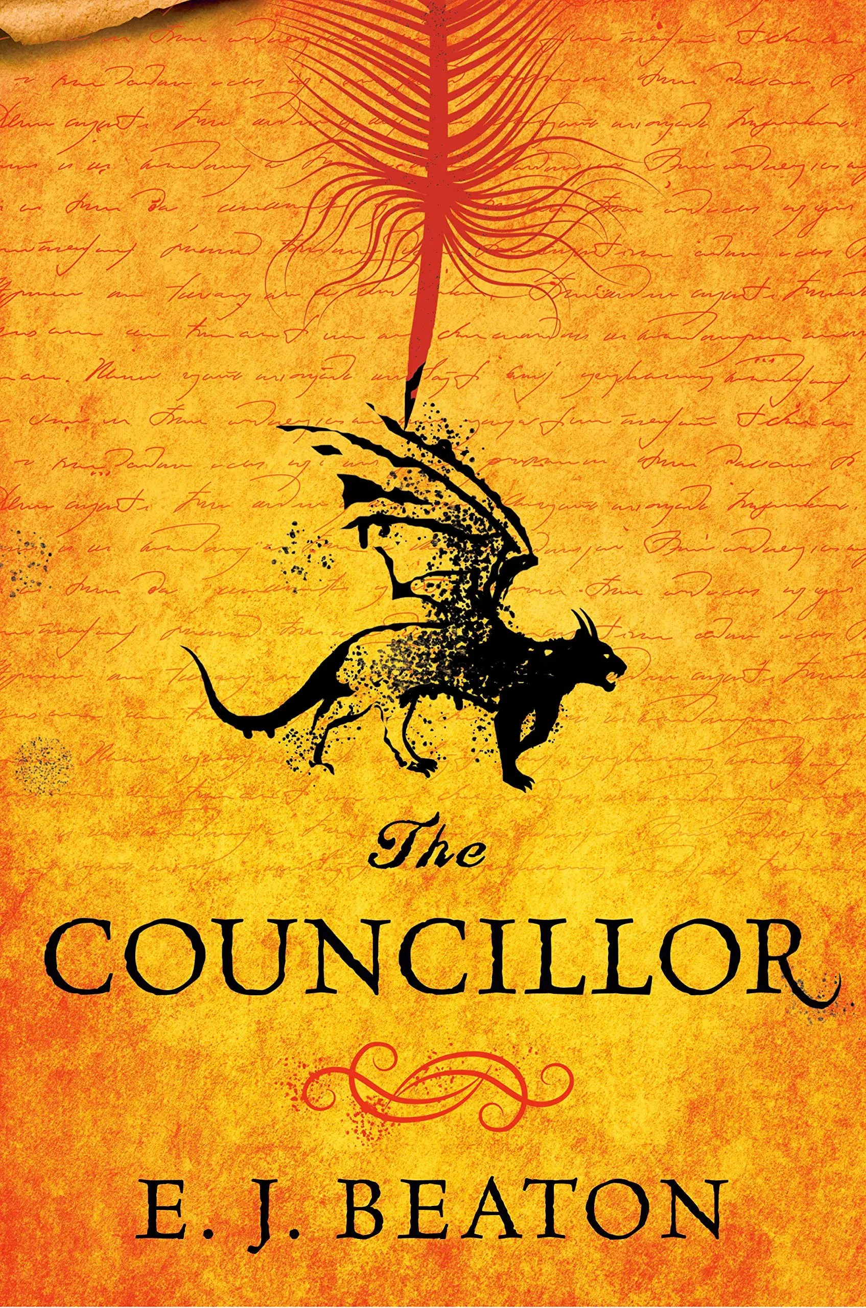 Book Review: The Councillor by E. J. Beaton - Novel Notions