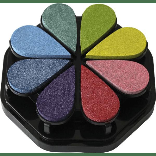 Stempelkissen 8 Farben