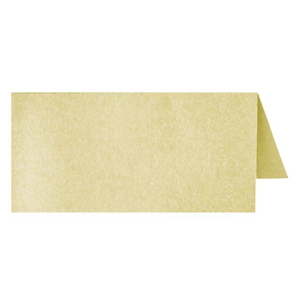 Artoz Glaze Tischkarte Gold Shine 100 x 90 mm
