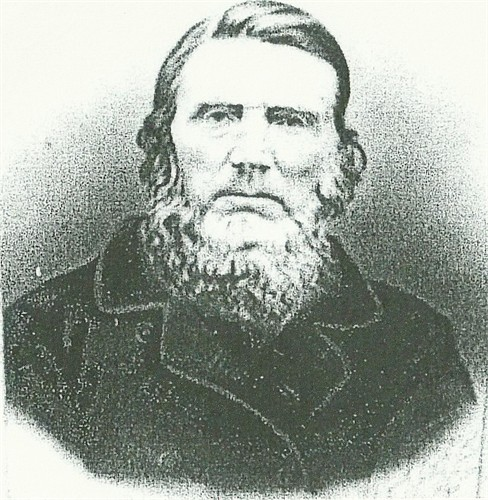 John McGannon, died May 25, 1875