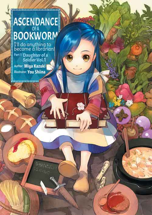 Download Ascendance of a Bookworm Light Novel Pdf