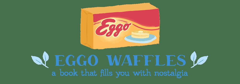 waffle book tag eggo waffles
