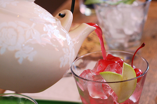 The welcome resurgence of tea-based cocktails  (2/3)