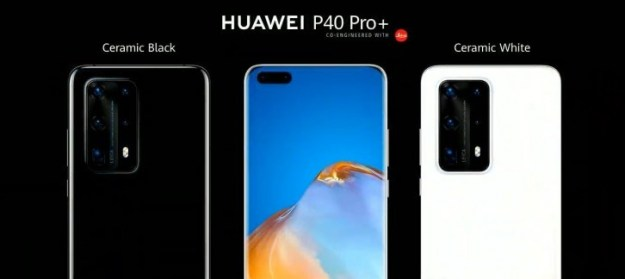 The Huawei P40 Pro+ ups the ante with two zoom cameras and 120Hz screen