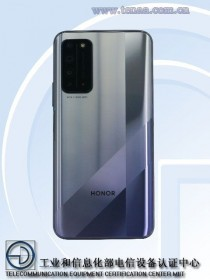 Honor X10 TENAA images