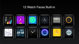 Built-in Watch Faces