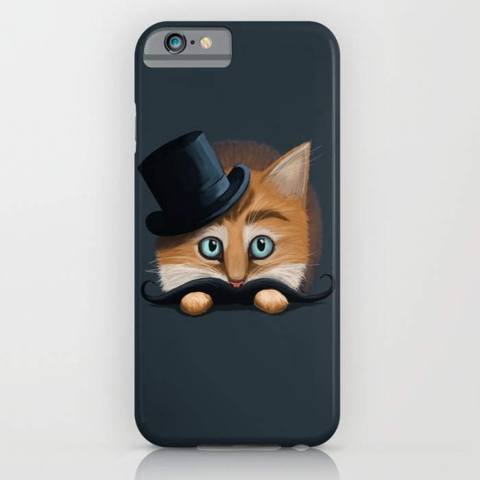 Cute Kitten iPhone & iPod Case
