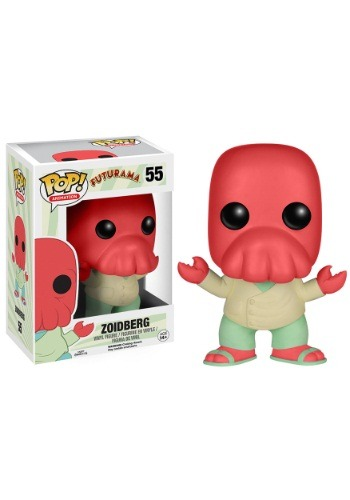 POP! Futurama Zoidberg Vinyl Figure