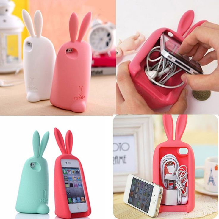 Rabito BonBon 3D Rabbit Protective Case for Iphone 5