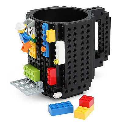 Build on Brick Coffee Mug