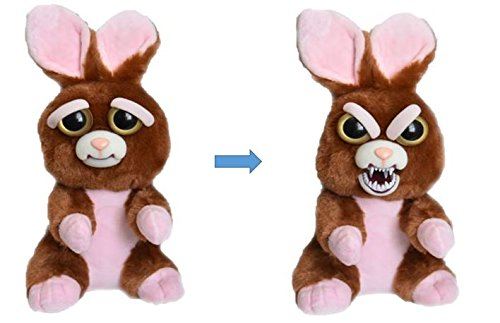 Feisty Pet Bunny Plush