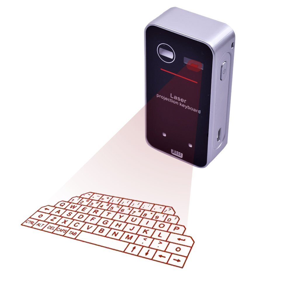 Mini Bluetooth Virtual Keyboard