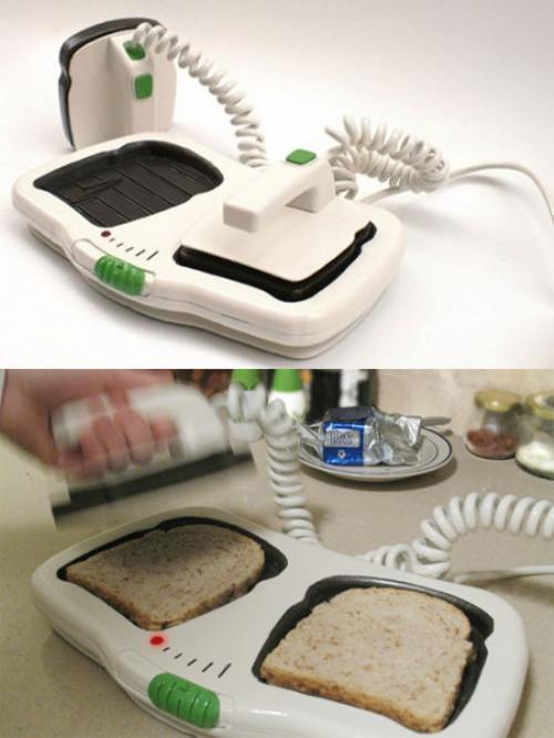 Defibrillator Toaster – Novelty Gift Ideas