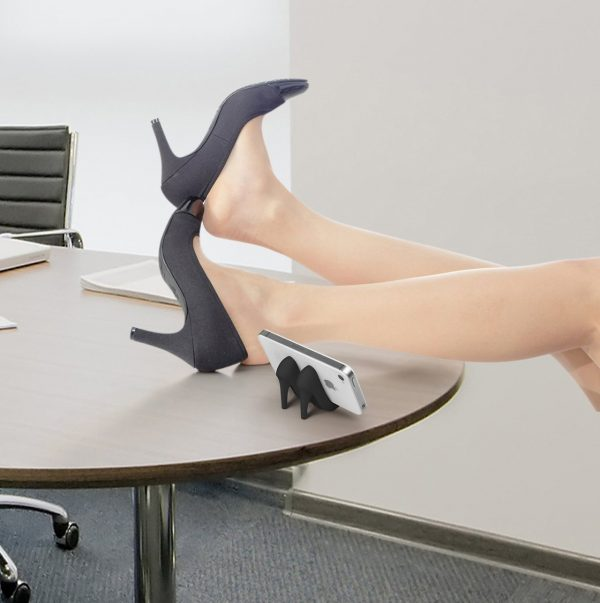 High Heel Phone Stand