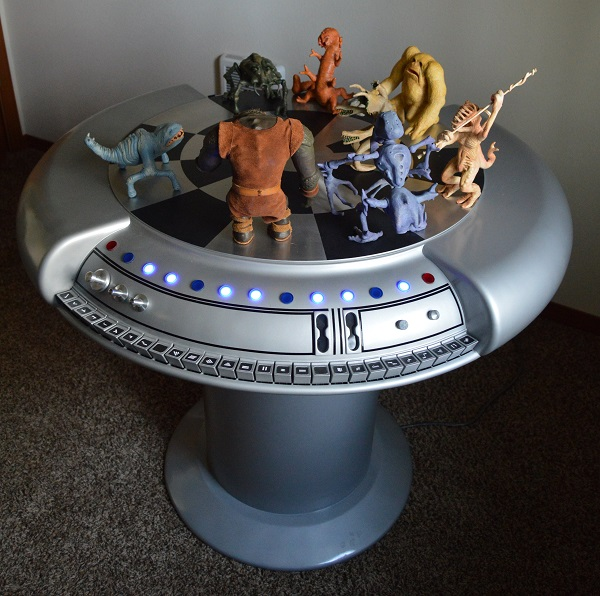 Star Wars Holochess Table