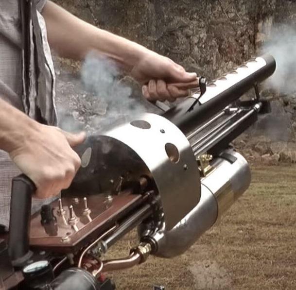 Thermite Grenade Launcher