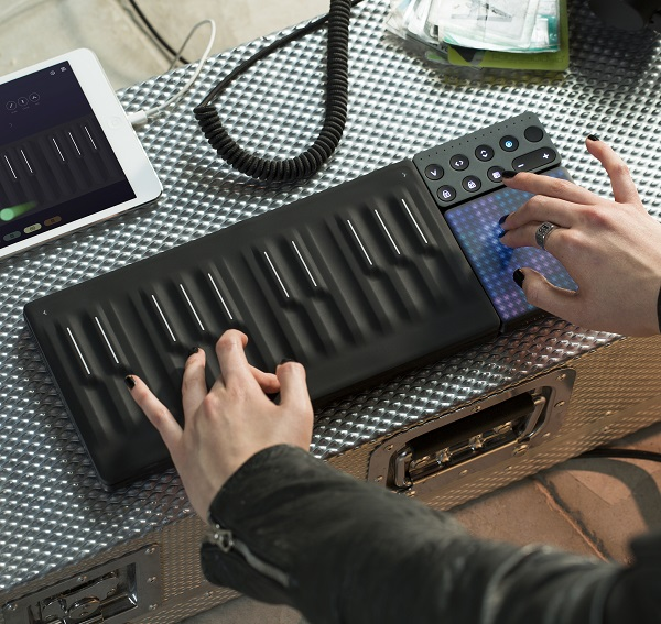 Seaboard RISE 25 MIDI Controller